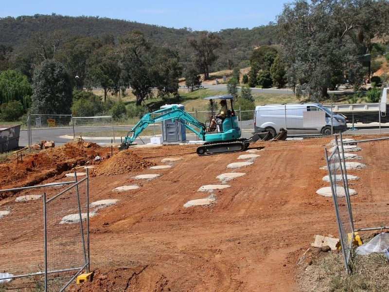 Work starts on new education centre at the Waste Management Centre