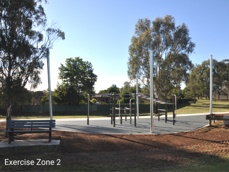 EGP Exercise 23-2 zone 2