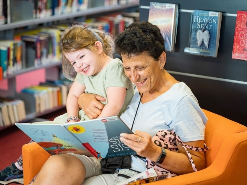 Tiny Tots Storytime at the LibraryMuseum | AlburyCity