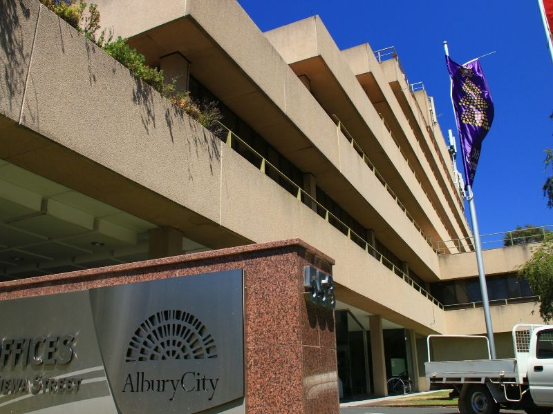 AlburyCity CEO Frank Zaknich issues statement on Melbourne Storm