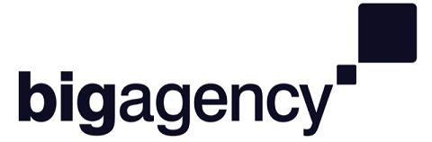 Logo for Big Agency - a creative agency based in Albury NSW