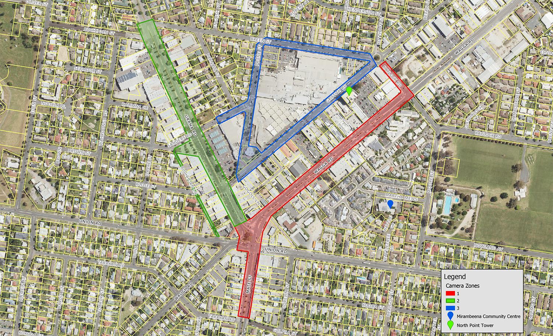 Lavington Map
