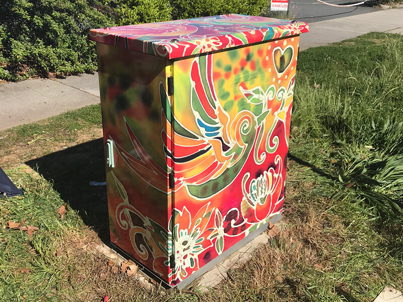 Creative NBN Boxes