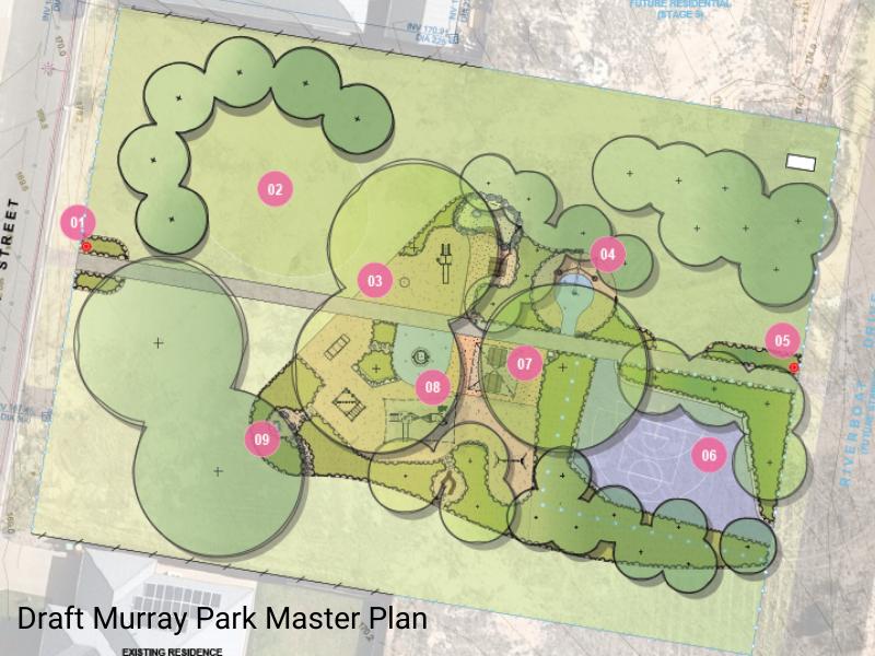 Murray Park MP 800a