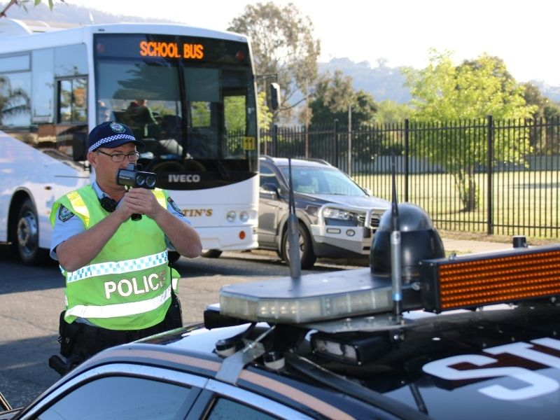 Council rangers and police will target school zones amid growing concerns over dangerous driving