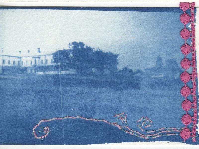 postcard Mayday Hills