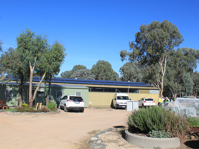 Image of the Thurgoona Men's Shed