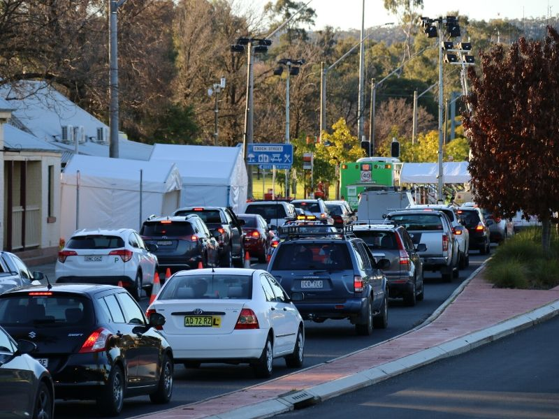 Long delays on the causeway a symbol of the struggle facing local businesses