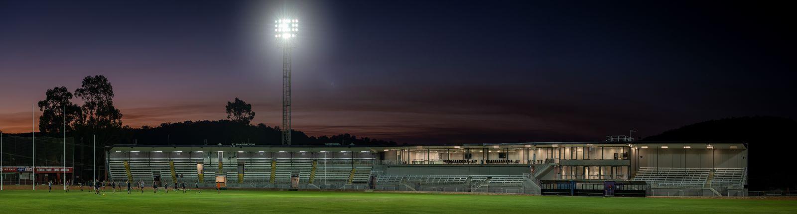 Lavington Sports Ground Stadium