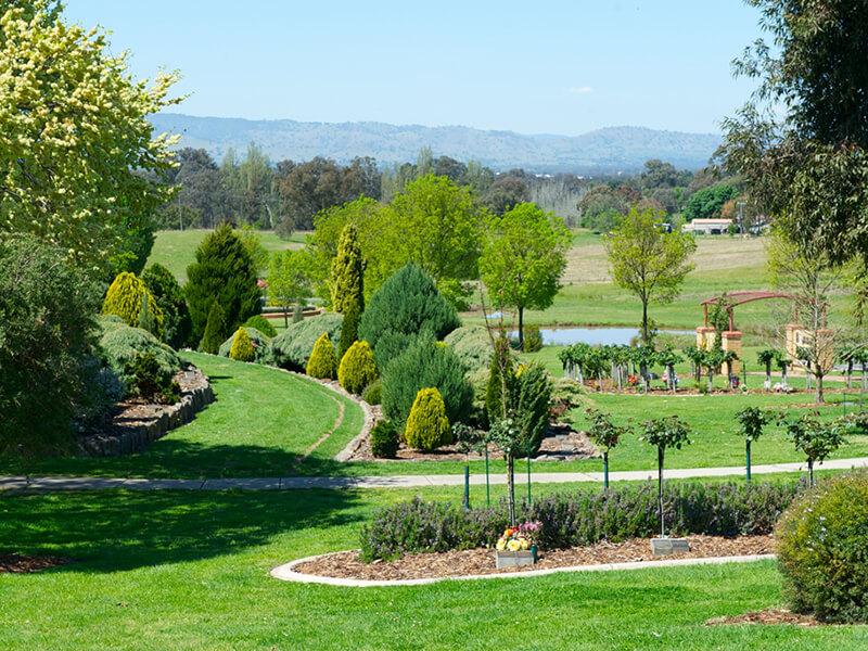 Glenmorus Memorial Gardens