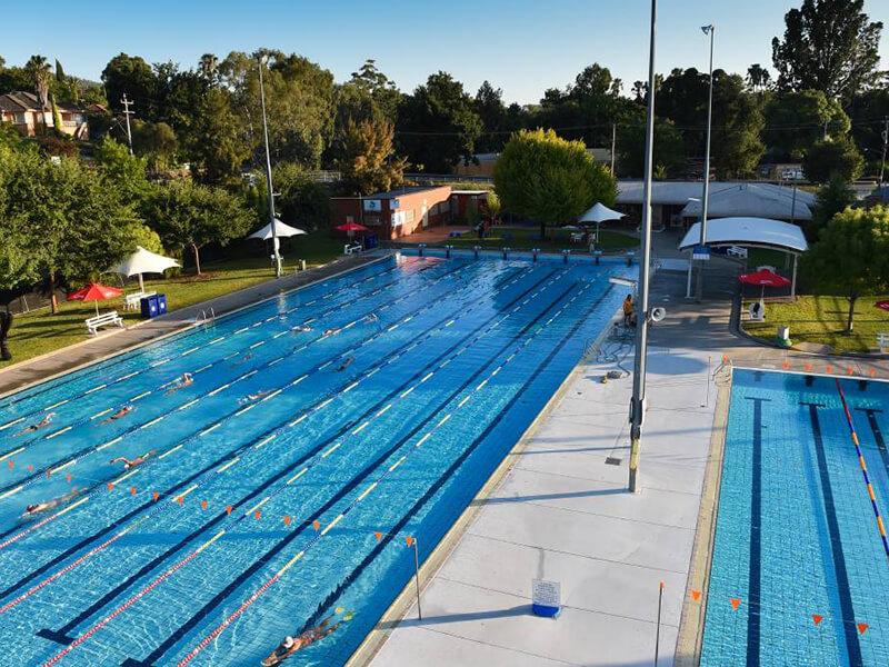 Swimming Pools Alburycity