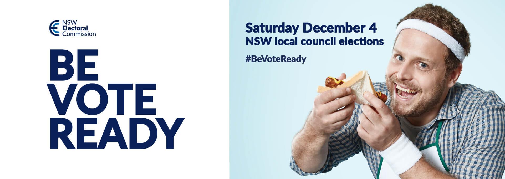 Be Vote Ready